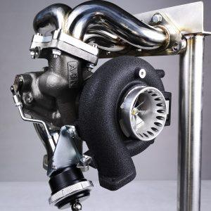 ST400 Turbo kit for Mitsubishi EVO4-9