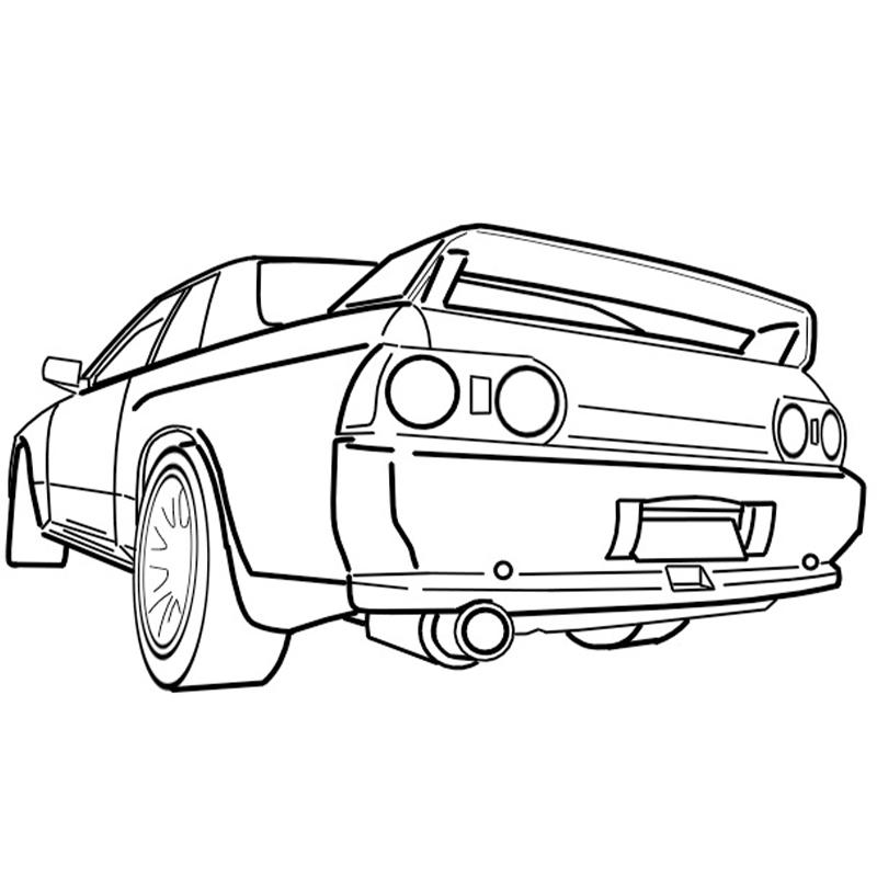 Skyline R32